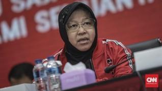 Surabaya Zona Hijau Menurut Risma, Masih Merah di Peta Jatim