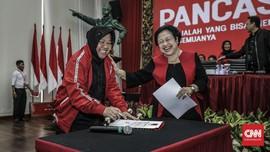 Ada 15 Nama, Megawati Sudah Pilih Pengganti Risma di Surabaya