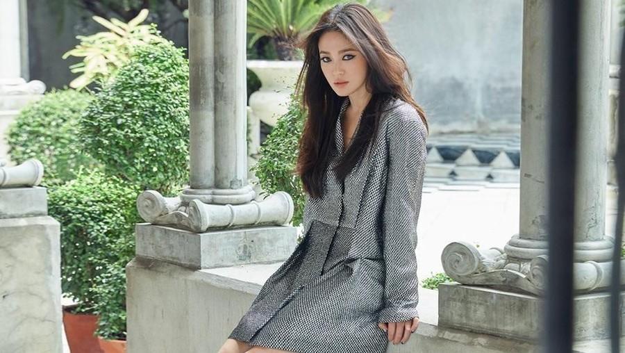 Pemotretan Pertama Song Hye Kyo Usai Bercerai