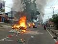 FOTO : Suasana Mencekam di Manokwari
