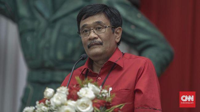 Djarot Saiful Hidayat mengatakan kasus suap yang menyeret komisioner KPU, Wahyu Setiawan, merupakan upaya framing terhadap Sekjen PDIP, Hasto Kristiyanto.