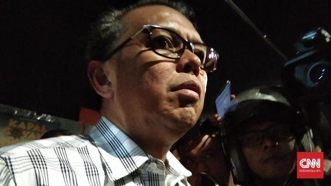 Gubernur Sulsel Nurdin Abdullah langsung diterbangkan menuju Jakarta usai ditangkap oleh KPK.
