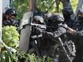 Baku Tembak, Polisi Buru KKB Masuk Hutan Tembagapura Papua