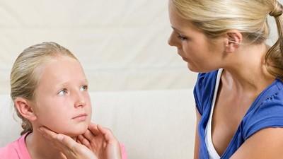 6 Gejala Gondongan pada Anak, Bunda Harus Tahu