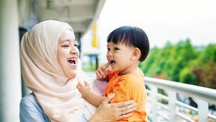 Lagu Anak 'Bismillah' Cara Mudah Ajari Si Kecil Belajar Berdoa