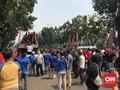 Protes Ganjil Genap, Sopir Taksi Online Demo Anies