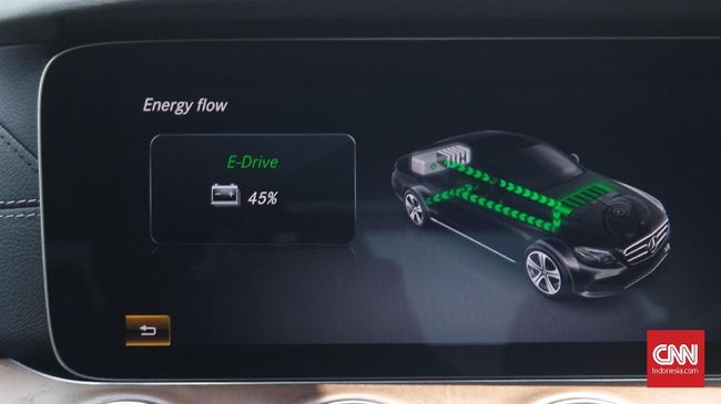 Pemerintah Mulai Teliti Olah Limbah Baterai Kendaraan Listrik