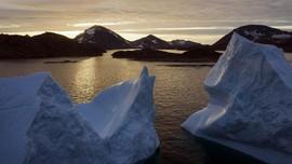 Studi Ungkap Kondisi Buruk dari Pencairan Es di Greenland