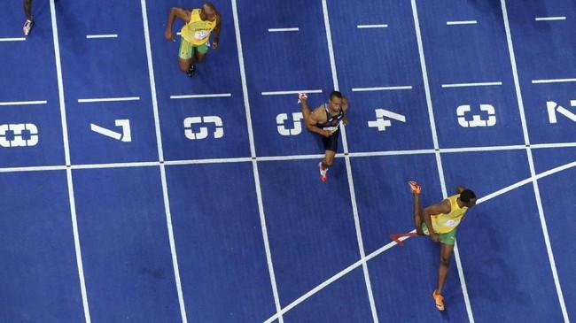 Usain Bolt memiliki banyak momen terbaik dalam kariernya. Sejumlah cerita mengiringi kesuksesan Bolt saat juara di Olimpiade atau Kejuaraan Dunia.