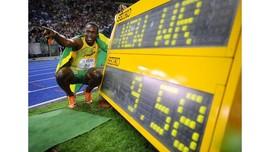 Usain Bolt Yakin Kalah Cepat dari Ronaldo