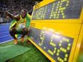 Bolt Cetak Rekor Dunia dengan Penyakit Skoliosis