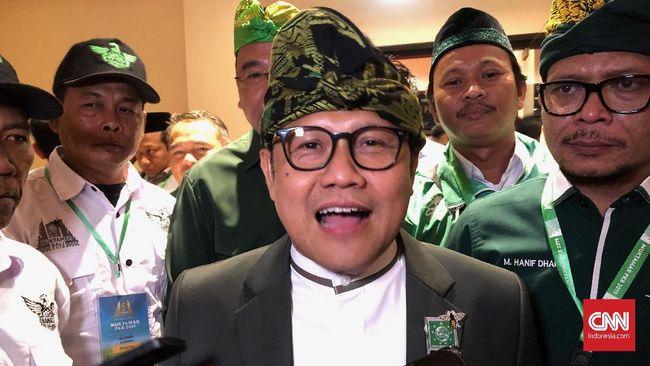 Wakil Ketua DPR Muhaimin Iskandar meminta pemerintah memberi bantuan tunai ketimbang sembako kepada warga terdampak selama PPKM Darurat.