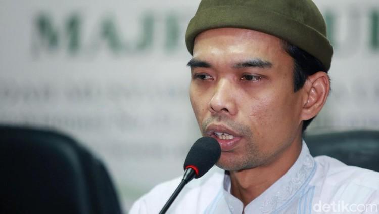 Ustaz Abdul Somad menegaskan dirinya tak perlu minta maaf soal video salib yang beredar luas. Somad menegaskan yang dibicarakannya adalah soal akidah Islam.