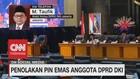VIDEO: Penolakan PIN Emas Anggota DPRD DKI