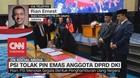 VIDEO: PSI Tolak Pin Emas Anggota DPRD DKI