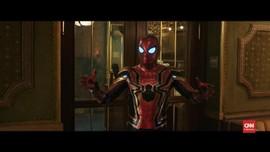 VIDEO: Sony-Disney Akhiri Kerja Sama Spider-Man