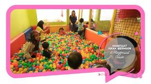 Manfaat Anak Bermain di Playground Umum