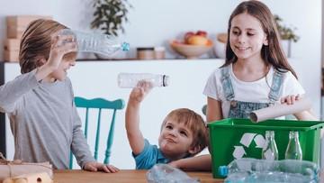 Jadikan Anak Pelopor dan Pelapor untuk Atasi Sampah Plastik