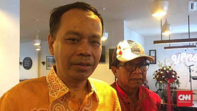 Sekjen Partai Berkarya kubu Muchdi Pr, Badaruddin Andi Picunang menyebut SK dari Kemenkumham terbit karena pihaknya telah memenuhi semua dokumen persyaratan.