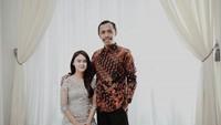 Furry Setya resmi menikah dengan Dwinda Ratna pada 15 Desember 2018. (Foto: Instagram @furrysetya)