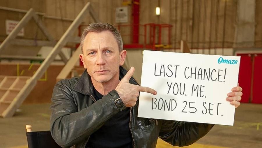 Produser Belum Temukan Pengganti Daniel Craig Sebagai James Bond