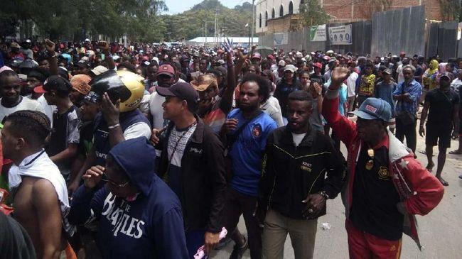 Kemenkominfo Masih Blokir Akses Internet di 6 Wilayah Papua