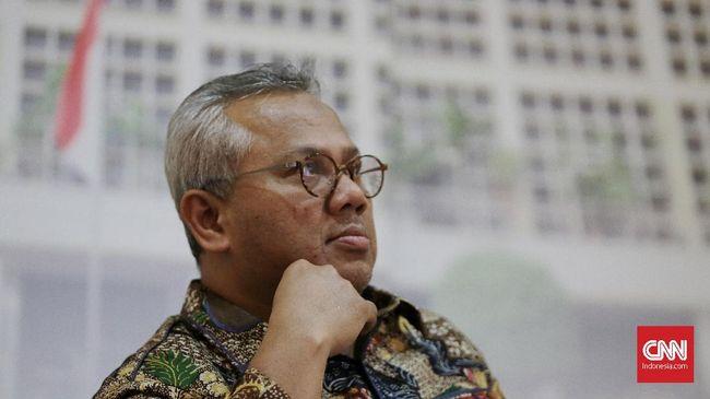 Kondisi Ketua KPU RI Arief Budiman disebut semakin membaik setelah satu bulan lalu dinyatakan positif Covid-19. Namun ia belum bisa beraktivitas penuh.