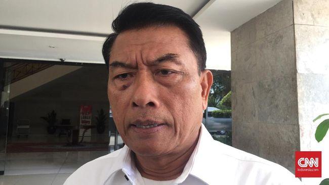 Moeldoko menyebut kelompok Organisasi Papua Merdeka memanfaatkan kasus dugaan rasial kepada mahasiswa Papua untuk membuat kerusuhan di sejumlah wilayah Papua.