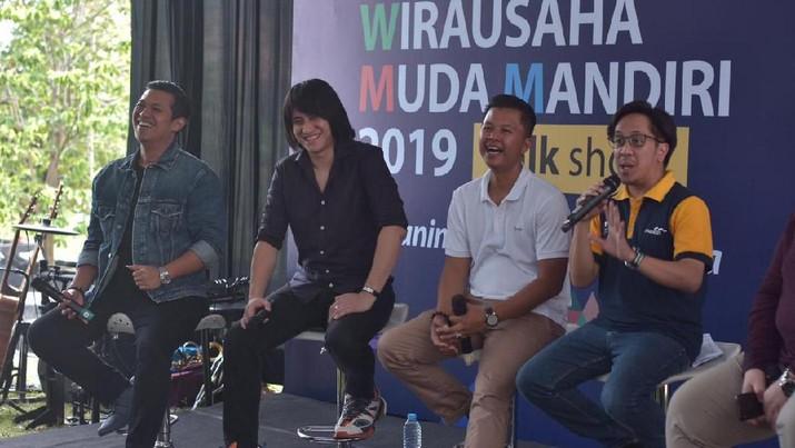 Gelar WMM, Bank Mandiri Beri Inspirasi Wirausaha ke Anak Muda