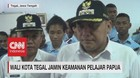 VIDEO: Wali Kota Tegal Jamin Keamanan Pelajar Papua
