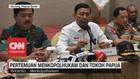 VIDEO: Menkopolhukam Bertemu Dengan Tokoh Papua