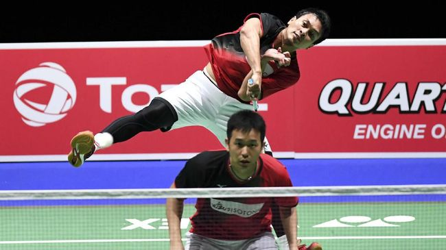 Ahsan/Hendra dan Ginting Menyusul ke Babak II China Open