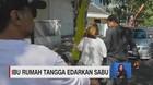 VIDEO: Ibu Rumah Tangga Edarkan Sabu