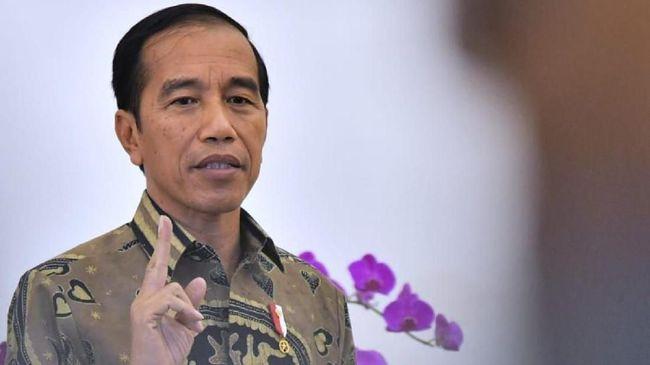 Joko Widodo menyebut, berdasarkan UU KPK sudah diatur bahwa tak dikenal istilah pengembalian mandat oleh pimpinan lembaga antirasuah itu kepada presiden.