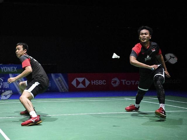 The Daddies Lolos ke Perempatfinal Kejuaraan Dunia Bulutangkis