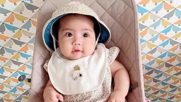 6 Foto Imut nan Stylish Anak Momo 'Geisha', Briel