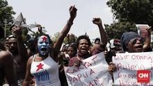 Polisi Kerahkan 2.738 Personel Kawal Aksi 1 Desember Papua