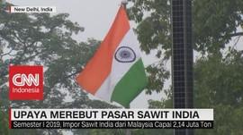 VIDEO: Upaya Merebut Pasar Sawit India