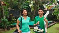 <p>Arka memilih menekuni olahraga hoki nih, Bun. Sebagai orang tua, Dian mendukung penuh bakat sang anak. (Foto: Instagram @bu_deedee)</p>