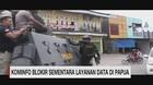 VIDEO: Kominfo Blokir Sementara Layanan Data di Papua