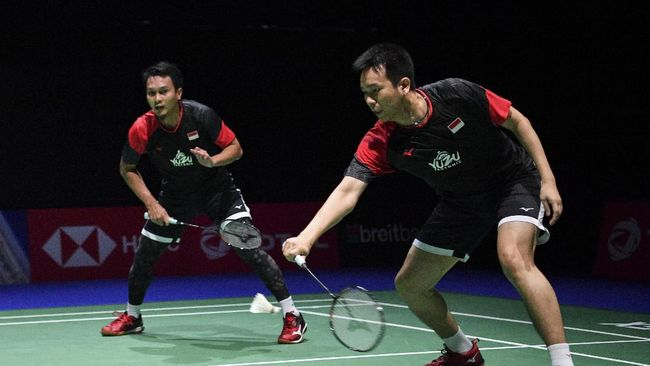 Ganda putra Indonesia Hendra Setiawan masih memiliki harapan tinggi usai juara di Kejuaraan Dunia Bulutangkis 2019 di Basel, Swiss.
