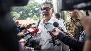 Deddy Mizwar Tanda Tangan Akte Gabung Partai Gelora Hari Ini