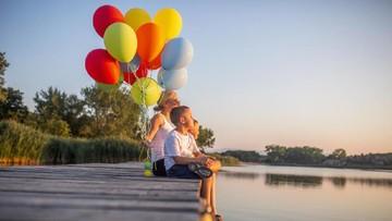 Lagu Anak 'Balonku', Ajarkan Anak Berhitung dan Mengenal Warna