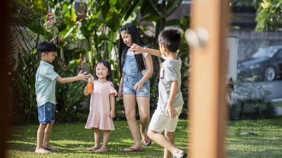 4 Permainan Anak Tradisional Kalimantan Timur, Calon Ibu Kota RI