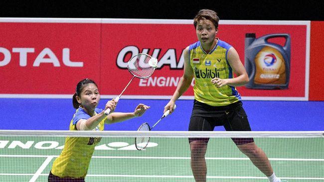 Berikut jadwal siaran langsung babak 32 besar turnamen badminton Toyota Thailand Open 2021 pada Selasa (19/1).