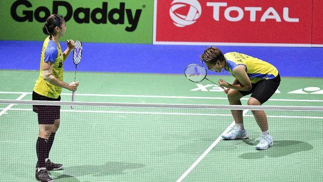 Gelar juara Yonex Thailand Open jadi penantian panjang ganda putri Indonesia Greysia Polii/Apriyani Rahayu.