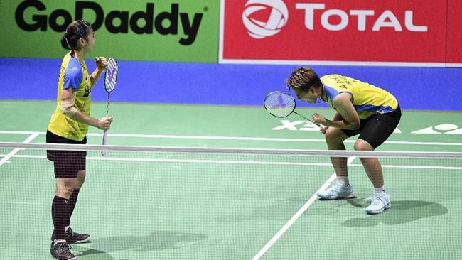 Juara Yonex Thailand Open, Penantian Panjang Greysia/Apriyani