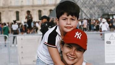 Hasil Tes Psikologis Azka, Buktikan Nikita Mirzani Ibu yang Baik