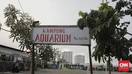 Jatuh Bangun Kampung Akuarium: Digusur Ahok, Dibangun Anies