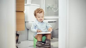 Cara Membuat Anak Mau BAB di Toilet